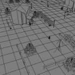 002-Monster_Mayhem_for_Wii_farm_level_models