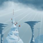 011-Platform_Racing_3_Winter_Background