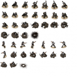 032-Posed_Prototype_War_Game_Units_-_Models_by_Gavin_Rich